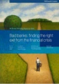 Bad banks finding the right exit from the financial crisis