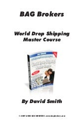 Bagbrokers.com World Drop Shipping ...