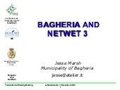 Bagheria and Water Cultures