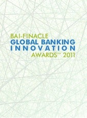 BAI-Finacle Global Banking Innovati...