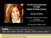 Transforming Education with Digital and Media Literacy