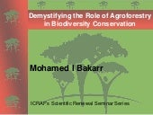Demystifying the Role of Agroforest...