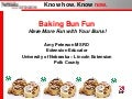 4-H Baking Bun Fun