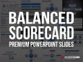 PowerPoint Balanced Scorecard Template