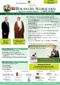 Balanced Scorecard 2012 with Dr. Robert Kaplan - Riyadh