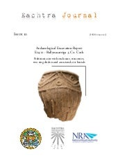 Archaeological Report - Ballynacarr...