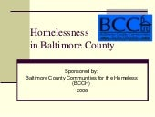 Baltimore County Communities For Th...