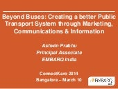 Beyond Buses - Creating a better Pu...