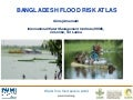Bangladesh Flood Risk Atlas
