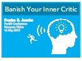 Banish Your Inner Critic, Port80