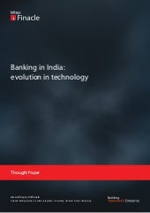 Finacle on Banking in India & Techn...