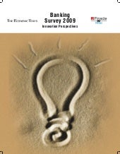 Banking Survey 2009_Innovation Pers...