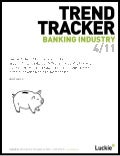 Banking Trend Tracker April 2011