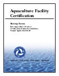 Best Aquaculture Practices Certification Standards Shrimp Farming f-909. Posted by Youmanitas.com