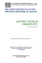 Baptist church perpetuity_wa_jarrel