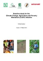 Baseline survey report 2013 final