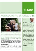 Agricultural Dialog - The perceptions and realities of farming - November  2011