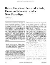 Basic emotions, natural kinds, emot...
