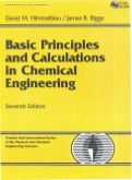 Basic principles and calculations in chemical engineering, 7th edition 2