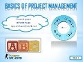 Basics of project management - Week 1