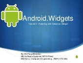 Android Tutorials - Powering with S...