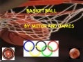 Olympics- Basketball (James and Mitchell)