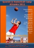 Basketball Summer camp Spain