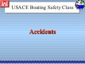 Boaters Safety Slideshow #3