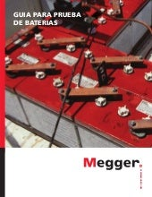 Battery ag megger