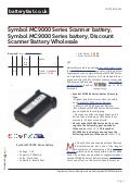 Batteryfast.co.uk symbol-mc9000-series-scanner-battery-symbol-mc9000-series-battery-discount-scanner-battery-wholesale