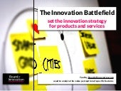 Why 3M misses the mark: analysed with the Innovation Battlefield Framework (Draft) - @boardofinno
