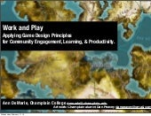 Apply Game Design Principles for Learning and Engagement