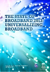 The State of Broadband 2013