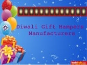 Diwali Gift Hampers Manufacturers