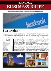 Bangkok Business Brief Magazine - J...