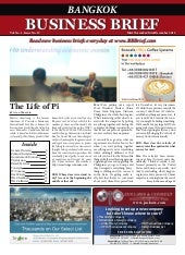 Bandkok Business Brief Magazine - N...