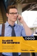 SecuSUITE for Enterprise Brochure