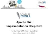 Berlin Buzz Words - Apache Drill by...