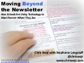 Moving Beyond The Newsletter: Using...