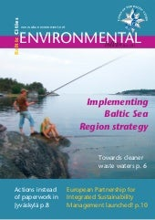 Baltic Cities Environmental bulleti...