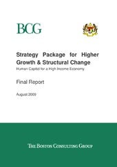 Strategy Package for Higher Growth ...