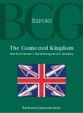 Internet Usage Trends and Economic Development :BCG Case Study in UK