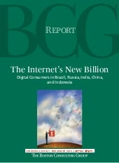 Internet users statistics & trends: Brazil, Russia, India, China, Indonesia