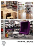 BCI Library Furniture Catalog (2010) Concepts