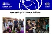 British Council Pakistan Connecting...