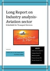 Indian Aviation sector analysis