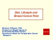 Risk factors for Breast Cancer 	 Ri...