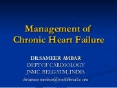 Bd1e Management Of Heart Failure