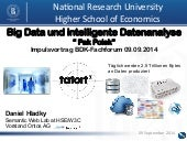 Bdk fachforum (gpec)   big data und intelligente datenanalyse