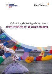 Kurt Salmon : Cultural Undertaking ...